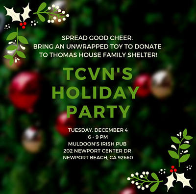 TCVN holiday party 2018