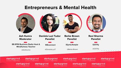 Entrepreneurs and Mental Health Breaking Down the Stigma Irvine