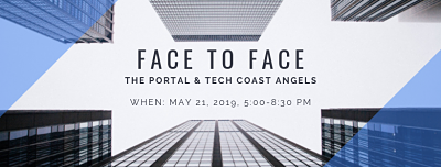 May 21  Face to Face Event with Local Startup Investors Irvine