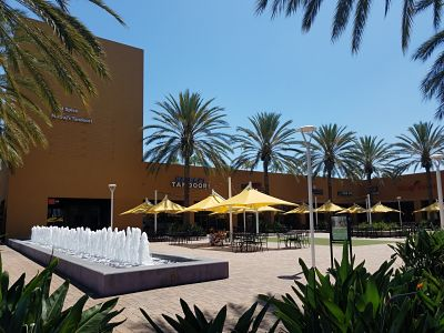 OC startups lunch at Tustin Marketplace Food Court