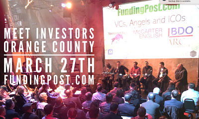 FundingPost Orange County VC and Angel Investor Conference