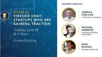 Q2 OCTHHx Event OC Startups Fireside Chat Irvine