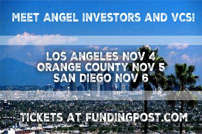 FundingPost Orange County VC & Angel Pitch Event Irvine
