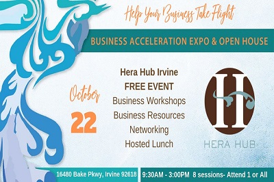 Business Acceleration Expo and Open House Irvine