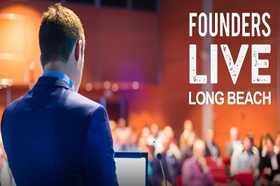 Founders Live Long Beach Fast Pitch Competition