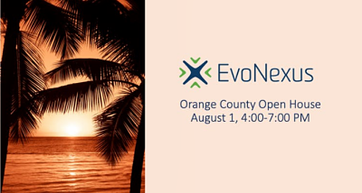 Don't miss EvoNexus' Open House on August 1