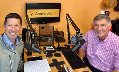 Accelerate OC Podcast with Don DiCostanzo