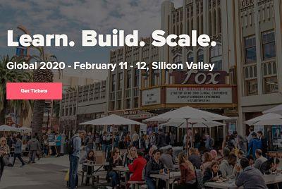 Startup Grind 2020 free tickets contest