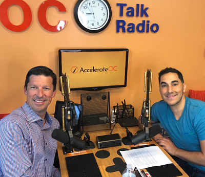 Accelerate OC Podcast with Kyle Kamrooz