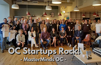 MasterMinds Orange County Startup Workshop