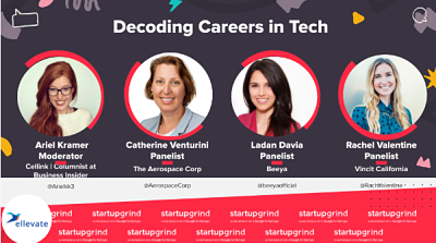 Decoding a Career in Tech; A Woman's View Irvine
