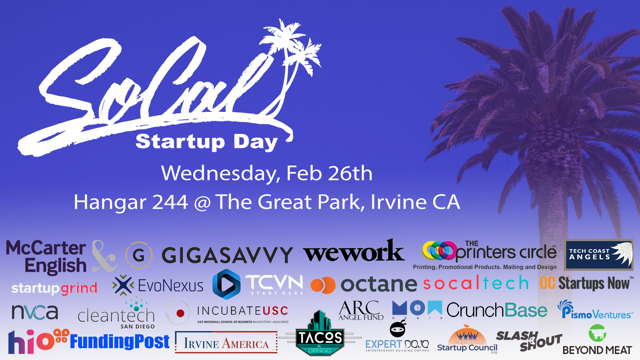 SoCal Startup Day 022620