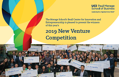 2019 New Venture Competition