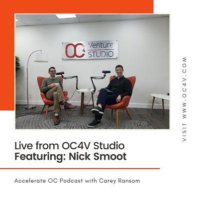 Accelerate OC Podcast with Nick Smoot