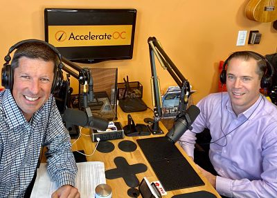 Accelerate OC Podcast with Mike Daniel