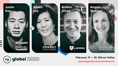 Startup Grind G20-Speakers