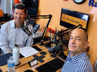 Accelerate OC Podcast with Cary Breese