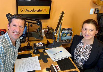 Accelerate OC Podcast with Marinela Gombosev