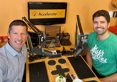 Accelerate OC Podcast with Nick Kovacevich