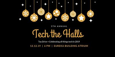 5th Annual Tech the Halls Irvine
