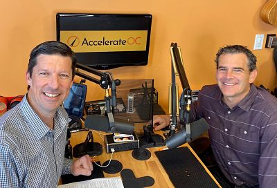 Accelerate OC Podcast with Jeff Bocan