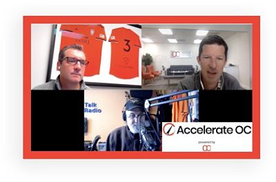 Accelerate OC Podcast with Mike Gentile