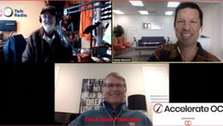 Accelerate OC Podcast with Steve Pfrenzinger