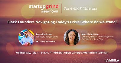Startup Grind Summer Series Day 1