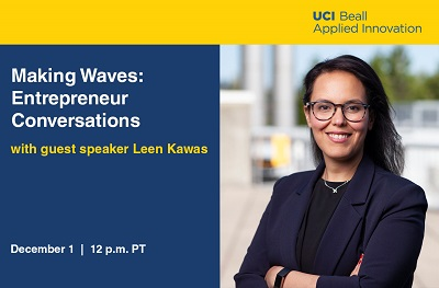 Making Waves Entrepreneur Conversations with Leen Kawas