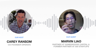 Operate Podcast with Marvin Liao