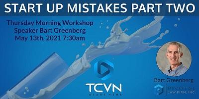 TCVN Common Entrepreneur Mistakes Part 2