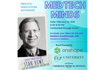 MedTech Minds Feb 23 2021