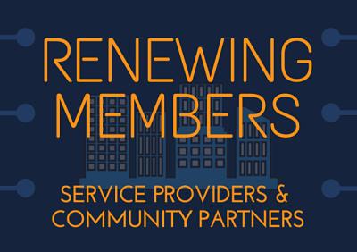 Renewing OCSC Corporate Members(1)