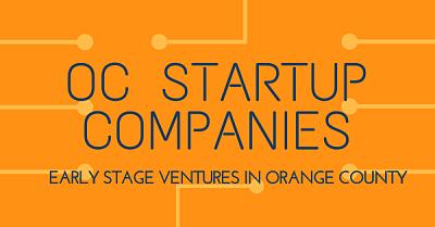 OC+Startup+Companies+List