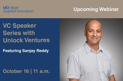 VC Speaker Series with Sanjay Reddy