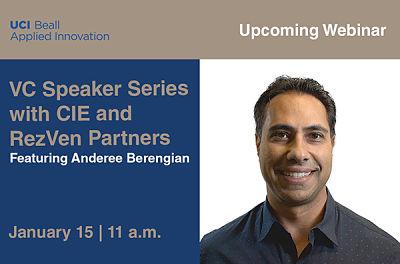 VC Speaker Series with Anderee Berengian
