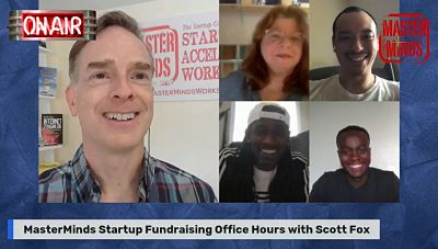 Startup Fundraising Expert Free Office Hours