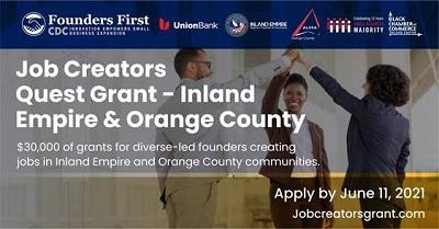Job Creators Quest Grant