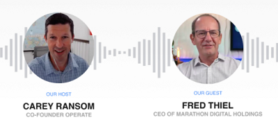 Operate Podcast with Fred Thiel