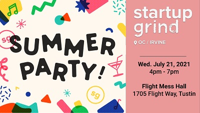 Startup Grind Summer Party