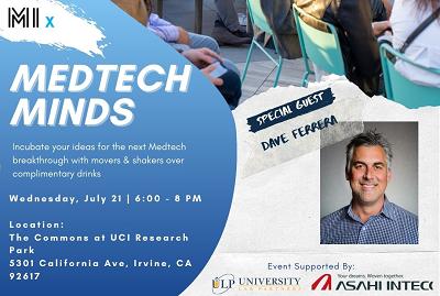 Medtech Minds July